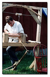 Colonial Trades Chairmaking