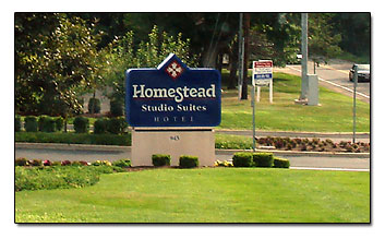 Homestead Suites Shelton