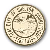 Seal of the City of Shelton CT